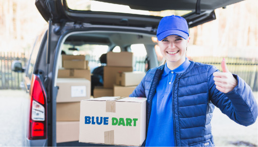 BlueDart Increases Its First Attempt Success Rate By 22%