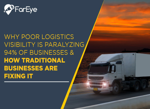 A Simple Fix For 94% Of Business Struggling With Logistics Visibility