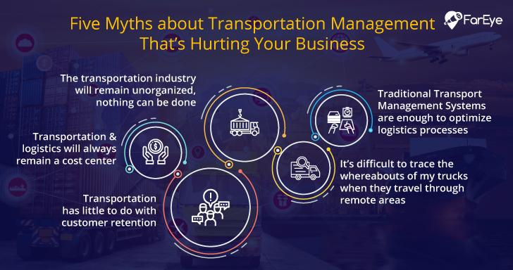 Myths about transportation management