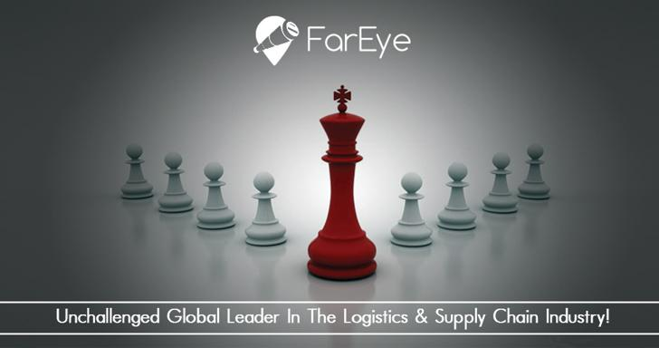 FarEye, global leader in logistics