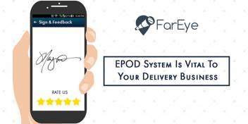 Electronic Proof Of Delivery