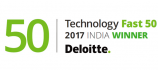 Deloitte's TechFast50 Consecutively For The Second Year